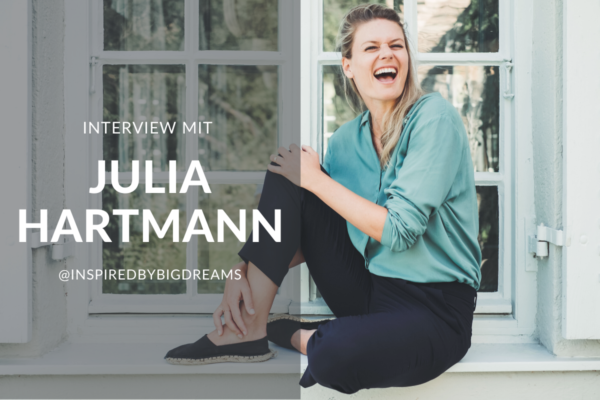 JuliaHartmann Interview