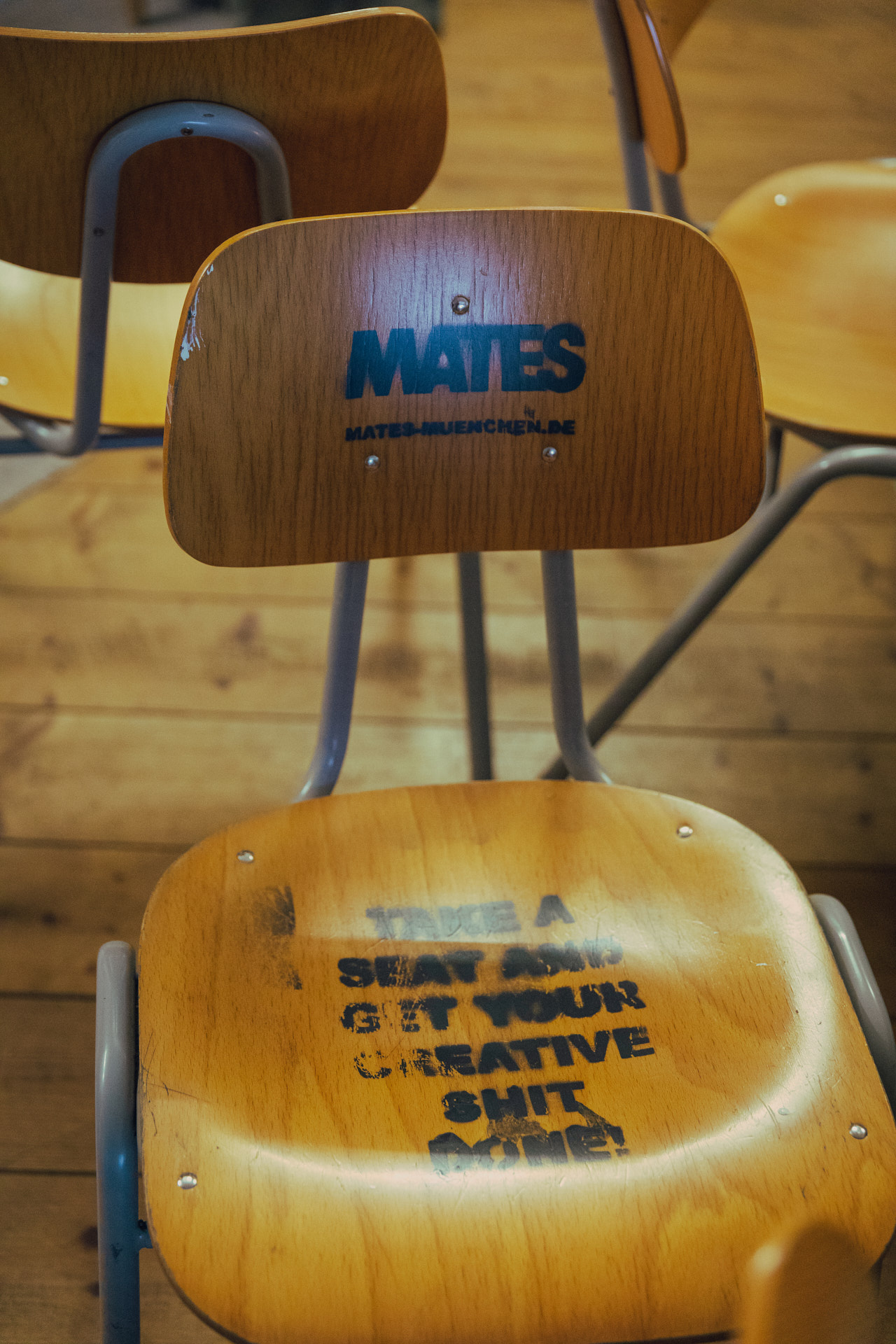 MATES Muenchen Workshop Patrick Thomas 5